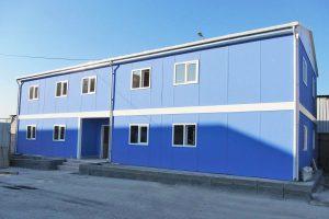 modular workforce mining camps