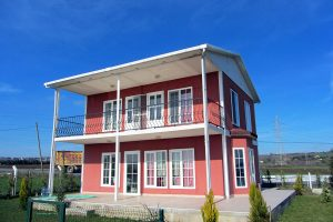 Prefabricated villas and houses