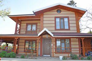 prefab villas