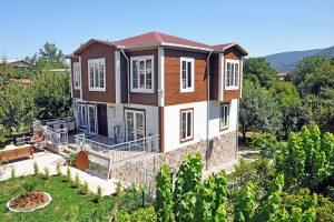 prefabricated villas manufacturers