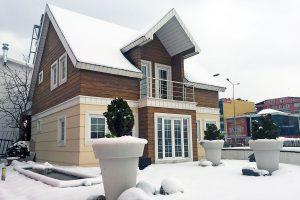 Prefabricated villa turkey