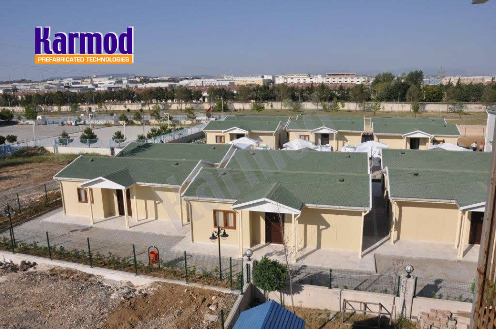 Social housing africa affordable housing project karmod for Low cost housing solutions