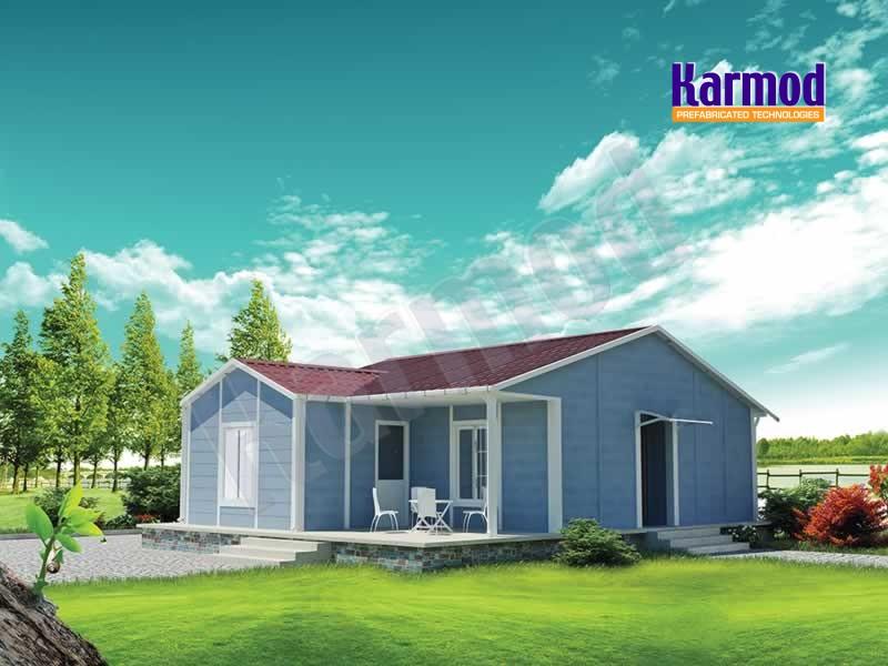 casas económicas pré fabricadas