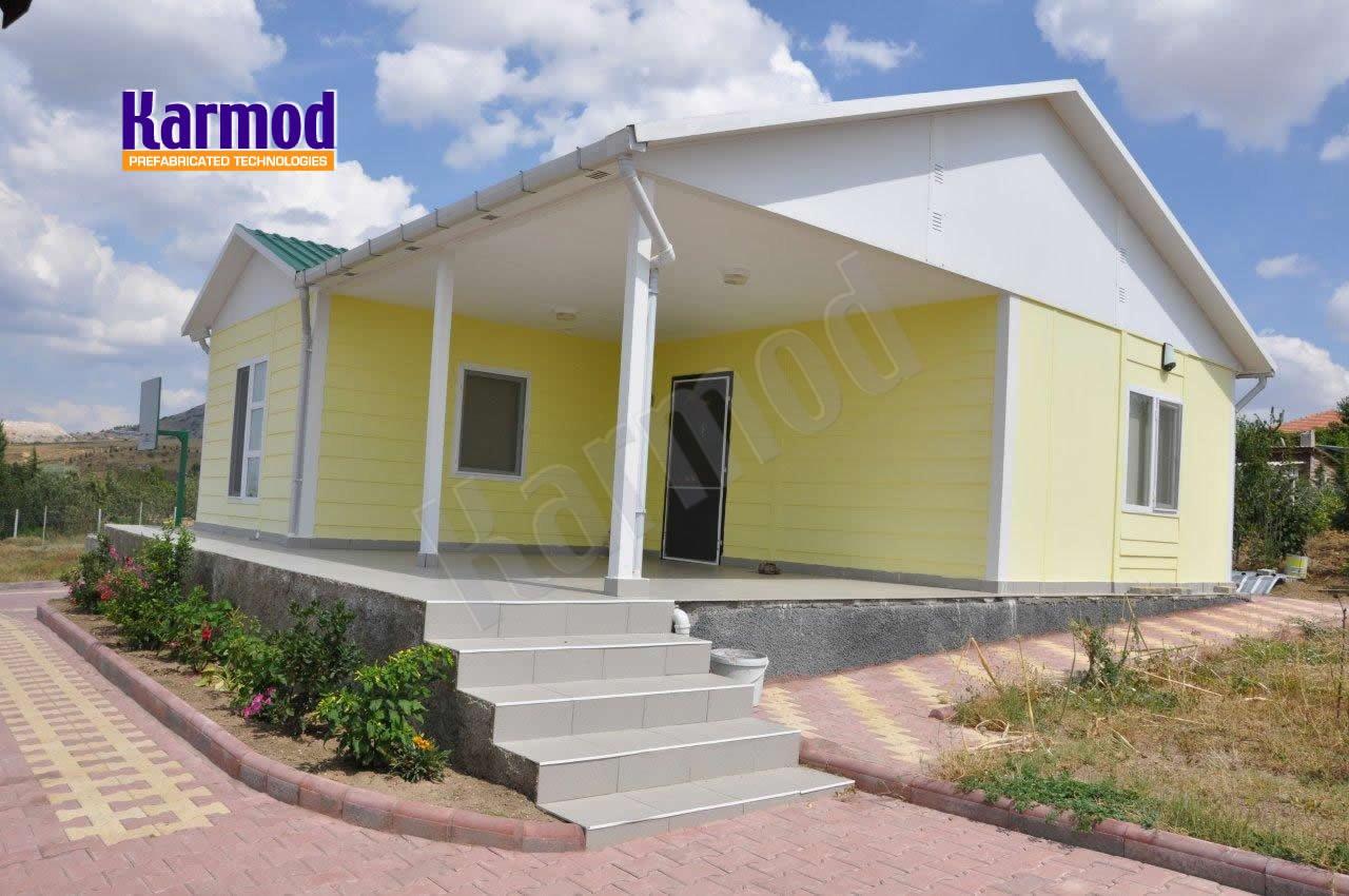 casas modulares pré fabricadas preços