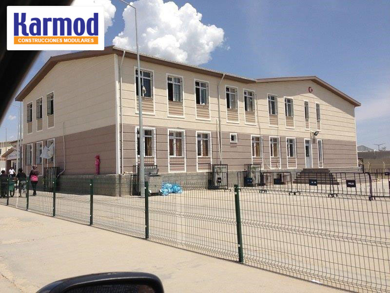 prefabricated classrooms south africa
