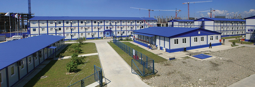schools prefabricated buildings