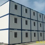 site office container libya