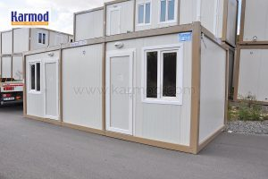 syrian prefabricated buildings