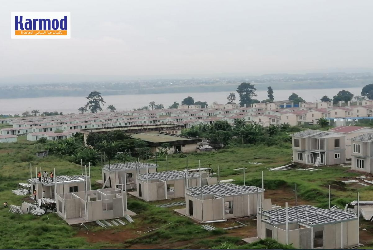 mass housing projects in africa