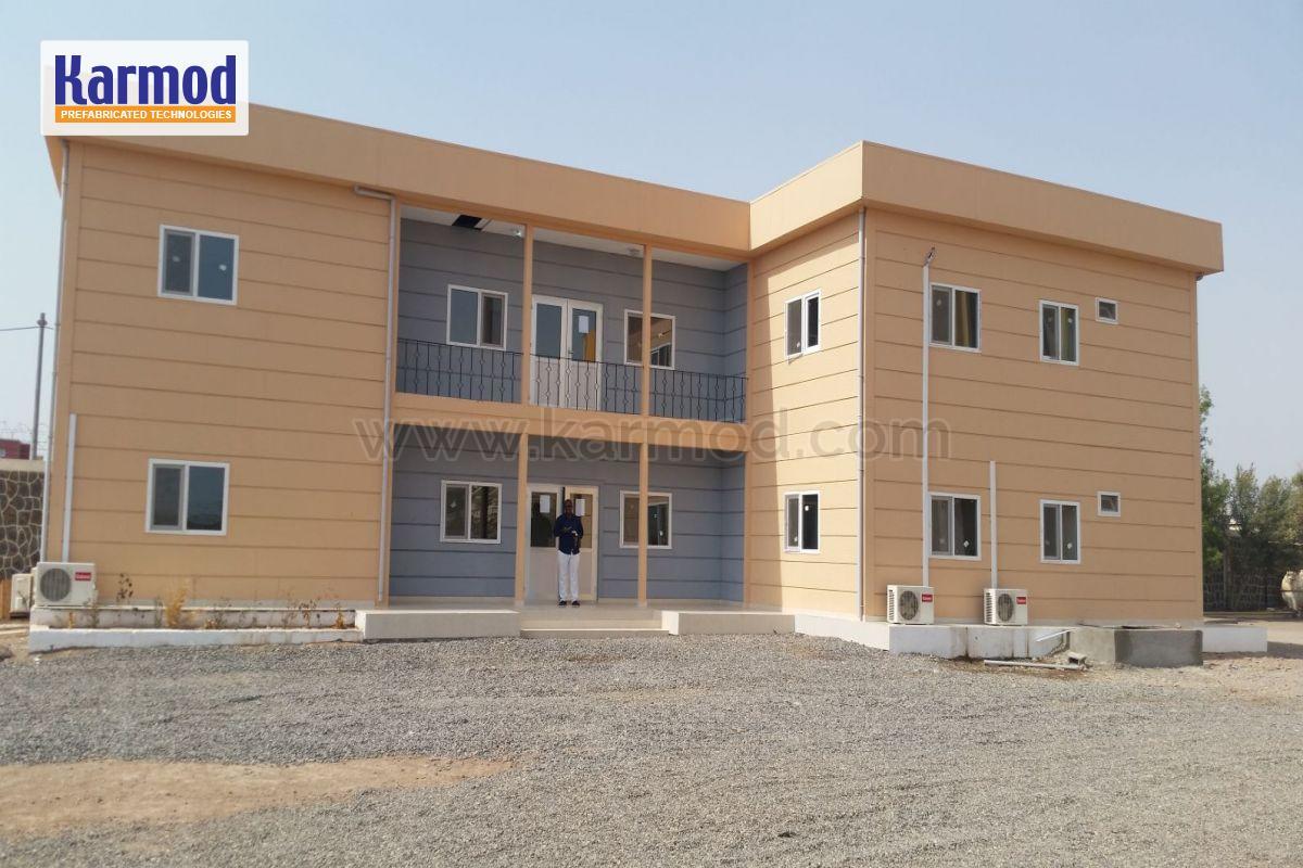 Workforce mining Housing