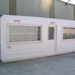 fiberglass guard booth