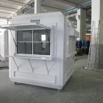Guard Shelter, Security Booth, Mobile Booth