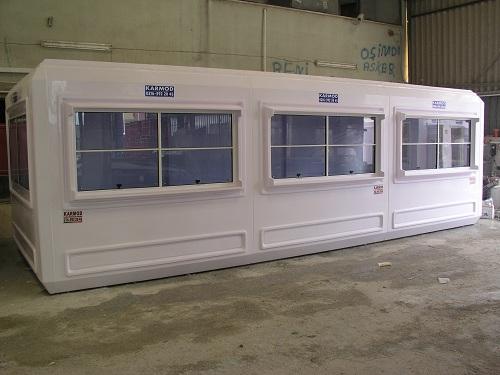Composites modular housing