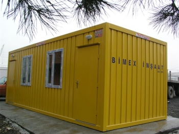 demountable container office