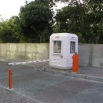 guard house security booths