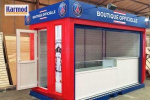 fiberglass security cabins