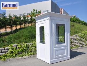 fibreglass security huts for sale