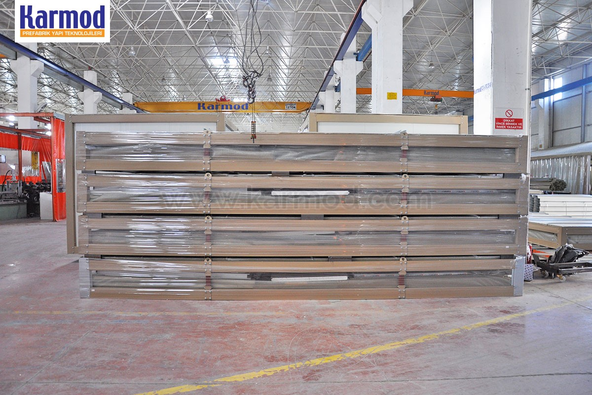 Flat Pack Container, Flat Pack Containers Price   Karmod
