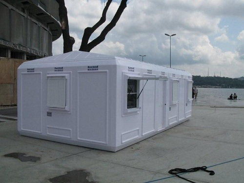 frp shelters