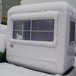 Parking Attendant Booths