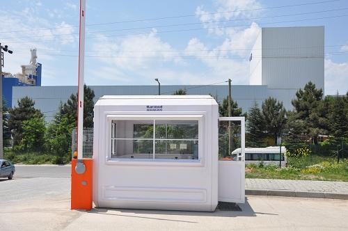 Portable Guard Cabins