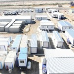Portacabin Labor Camp