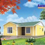 prefab housing africa