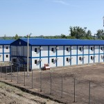 Prefabricated Steel Construction