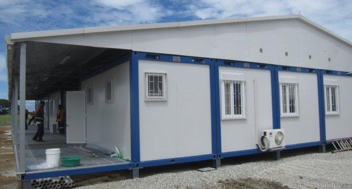 Temporary / Relocatable Buildings