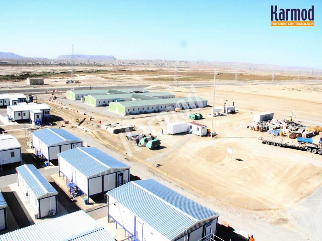 Workforce Accommodations, Oilfield Housing