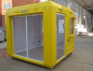Portable Guard Houses For Sale