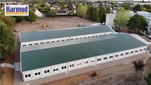 Prefabricated modular school buildings-2