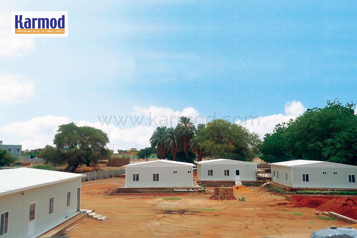 construction buildings