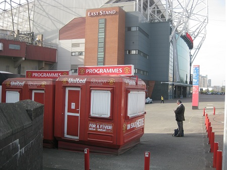 Kiosk Business Office