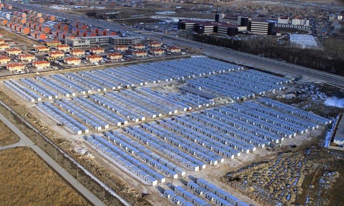 Mining Accommodation Camp