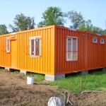 Mining Camp Buildings