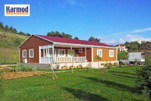prefabricated houses uk