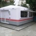 modern modular cabins
