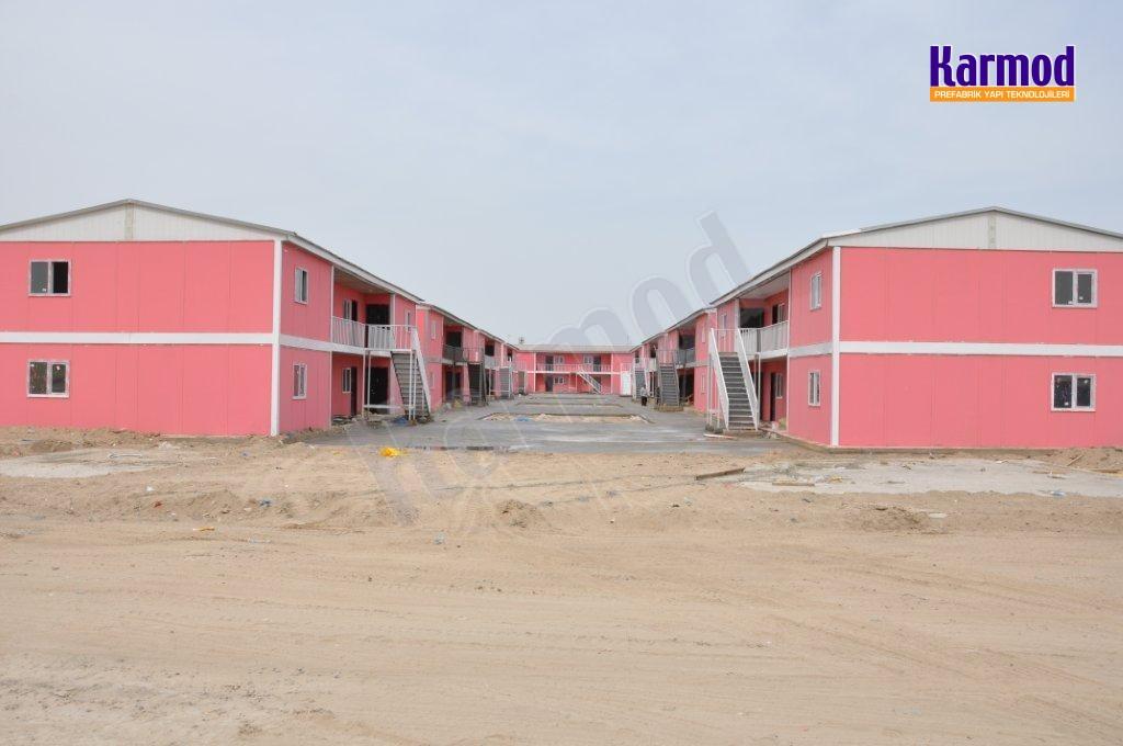 Modular Classrooms and School Buildings