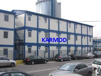 modular construction building
