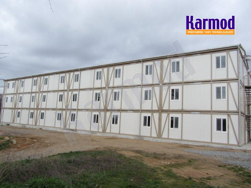 prefabricated commercial construction