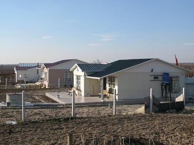prefabricated panelized homes