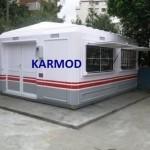 super small cabins