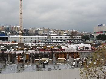 temporary prefabricated buildings