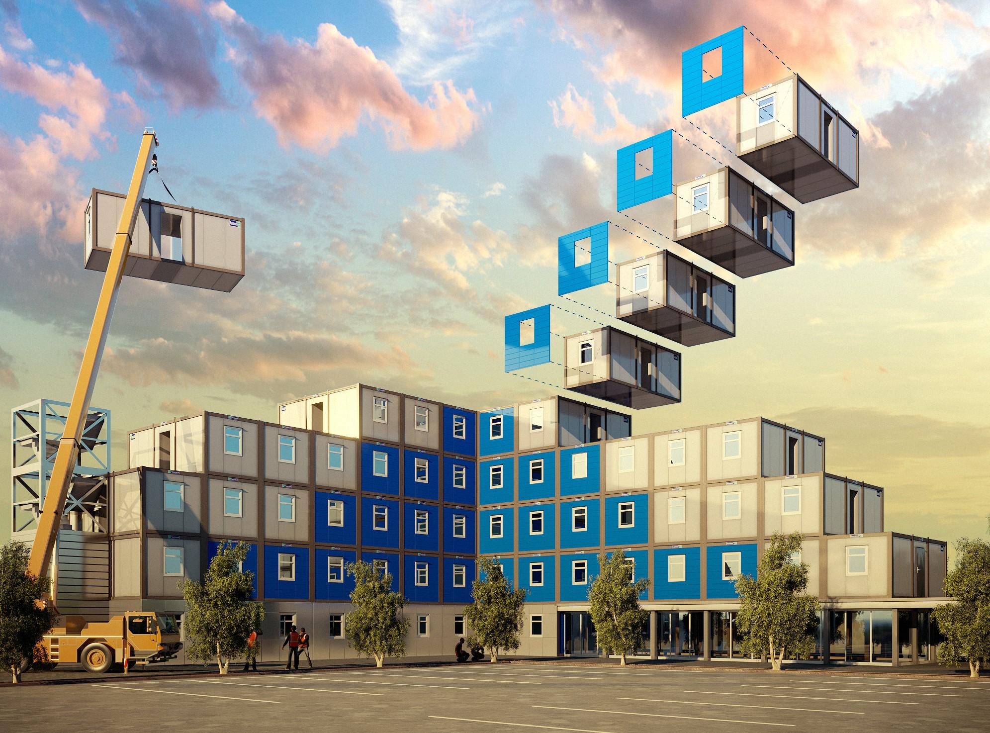 Modular building manufacturers