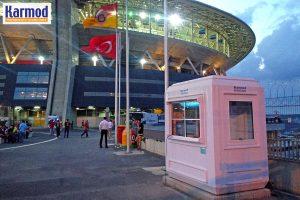 Prefab Security Guard Booths