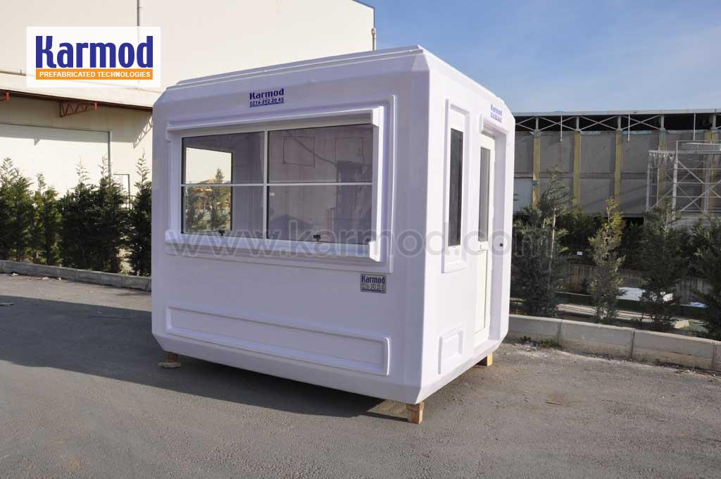 Prefab guard booth manufacturers usa