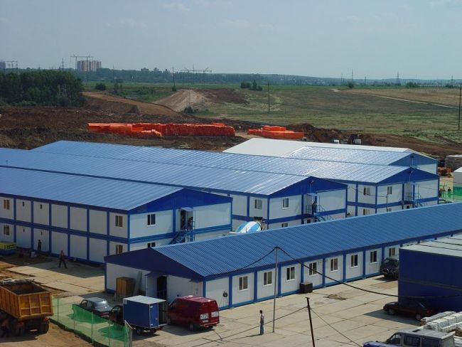 accommodation mining camps