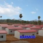 Afghanistan Prefabricated houses