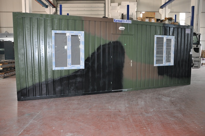 army container technology
